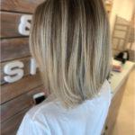 Bangs Salon Blond Baylayage